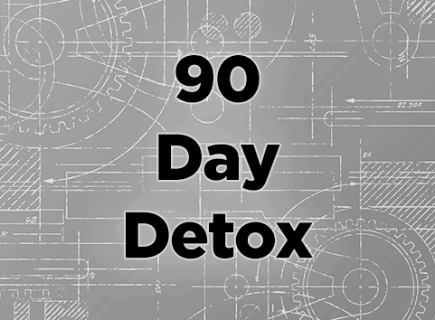 90 day detox to overcome a video game addiction