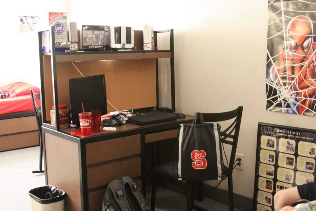 college gaming dorm