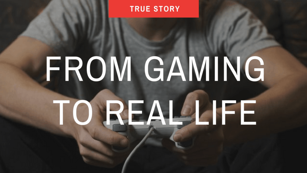 gaming addiction story