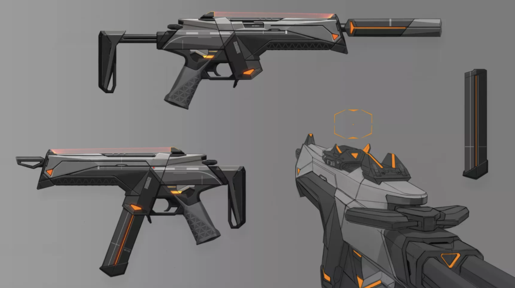 Valorant Weapon Skins