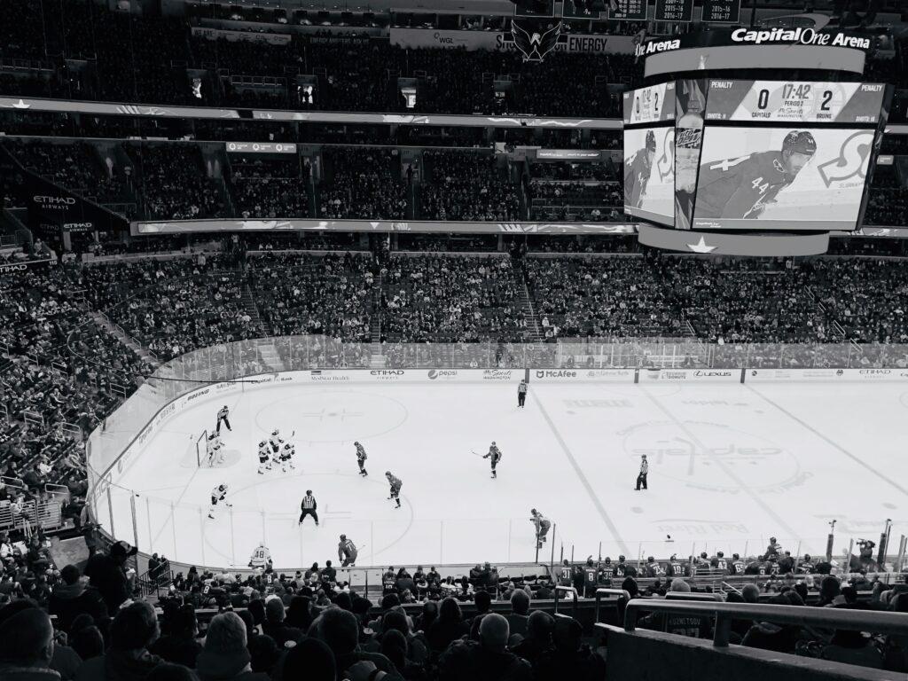 nhl hockey player addicted to gaming