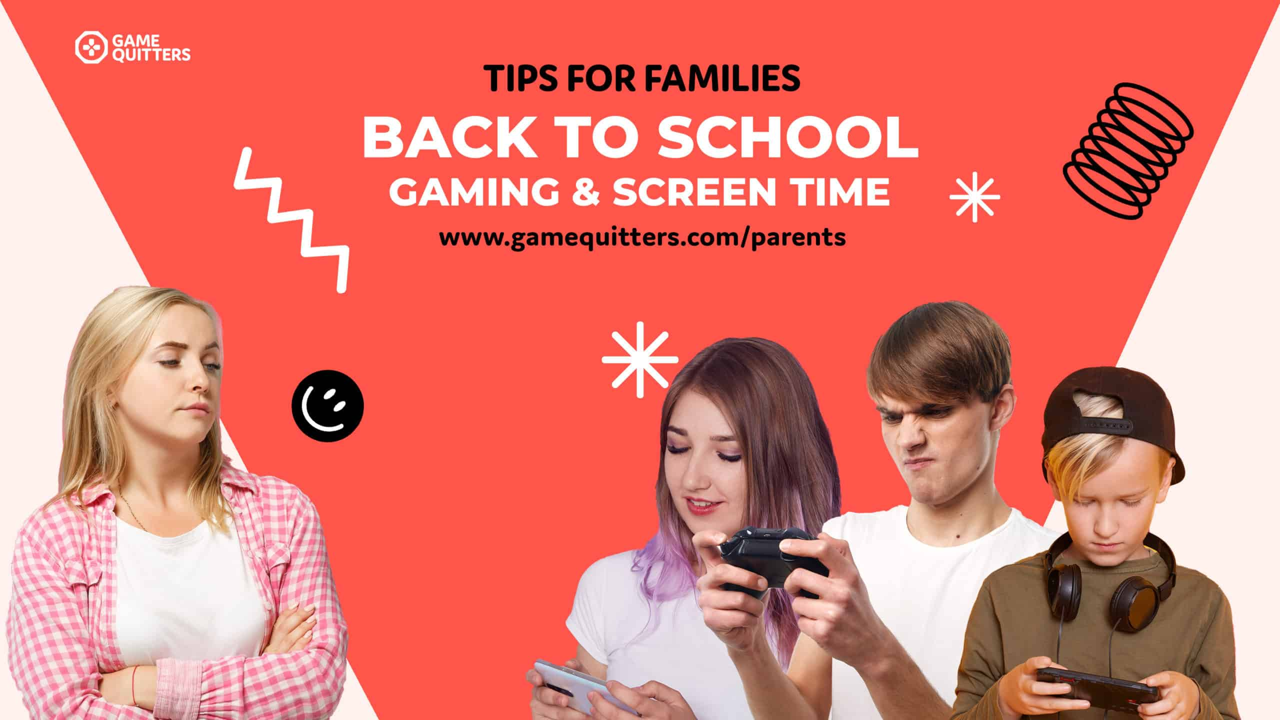 back to school gaming and screen time