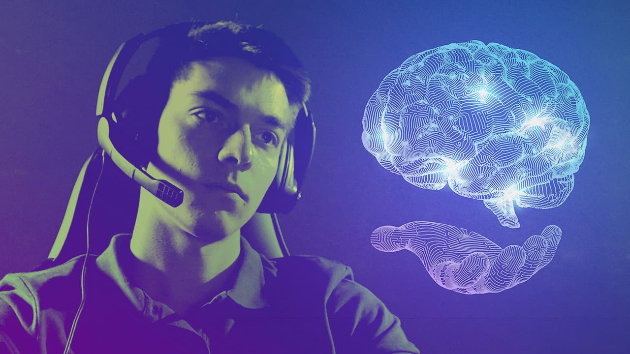 gaming and dopamine