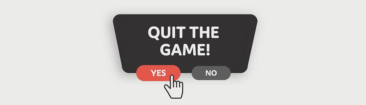 How To Quit Playing Video Games Game Quitters