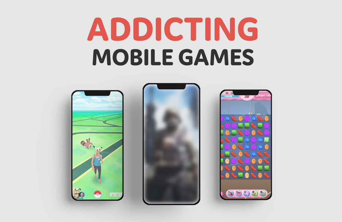 most addicting mobile games