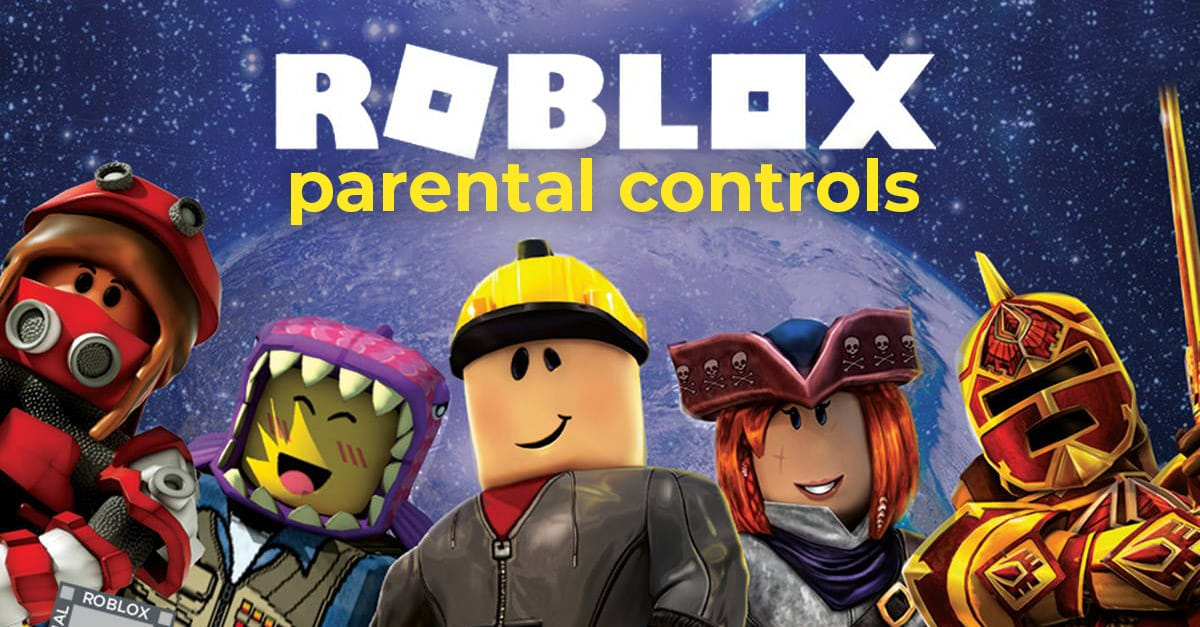 how to enable roblox parental controls