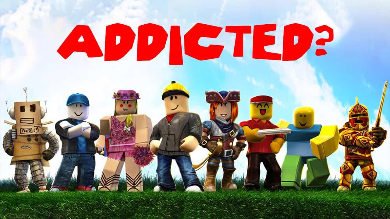 roblox addiction