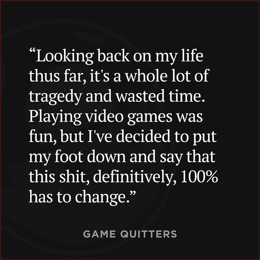 is gaming a waste of time